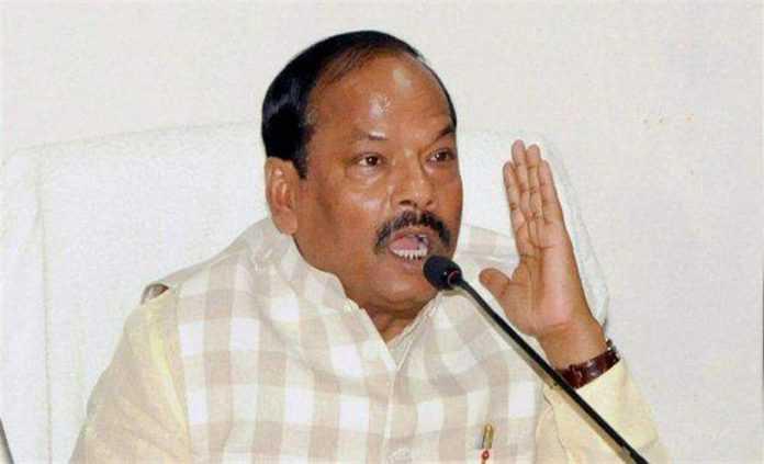 झारखंड के मुख्यमंत्री रघुवर दास