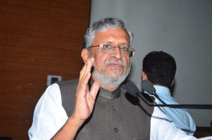 GST जमा करने की समय सीमा बढ़ायी गयी, सुशील कुमार मोदी की घोषणा