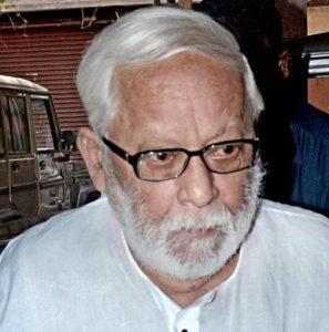 पश्चिम बंगाल के पूर्व मुख्यमंत्री बुद्धदेव भट्टाचार्य इनदिनों अस्वस्थ हैं