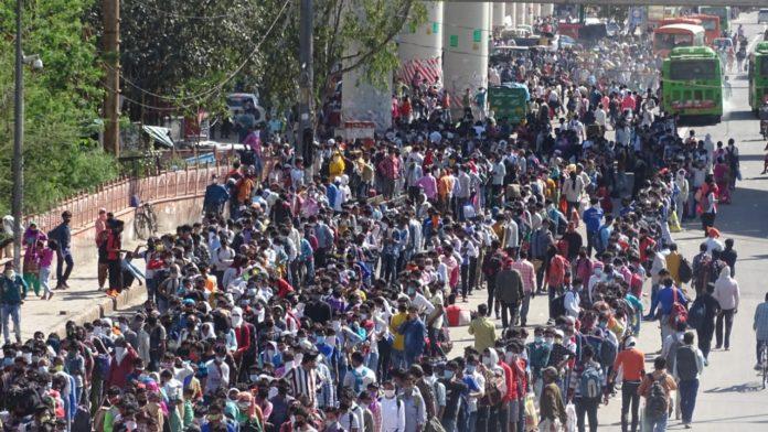 लाक डाउन क्या 3 मई को खत्म नहीं होगा? केंद्र द्वारा अप्रवासी कामगारों व छात्रों की वापसी की घोषणा में इसके संकेत छिपे हैं।