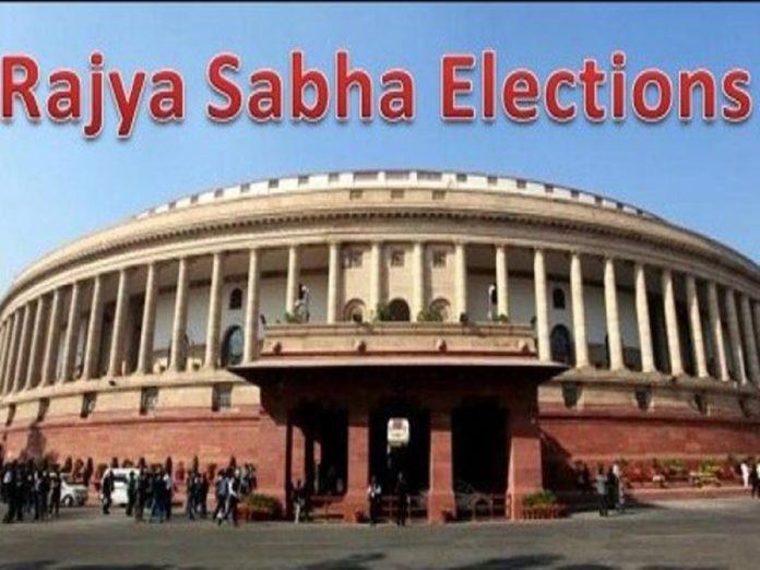 झारखंड समेत 10 राज्यों में राज्यसभा की 24 सीटों के लिए मतदान शुरू हो गया है। इसमें भाजपा और कांग्रेस के कई बड़े नेताओं की साख दांव पर लगी है।