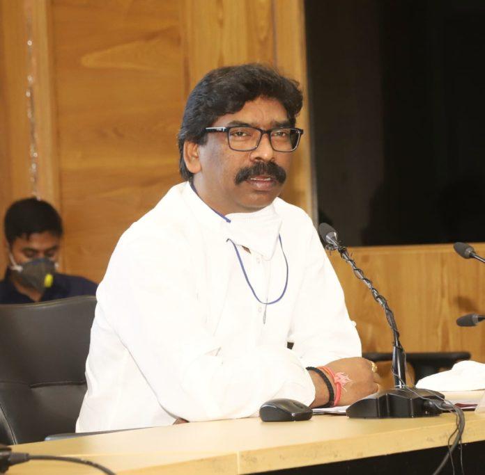 CM हेमंत सोरेन का संकल्प है कि राज्य सरकार श्रमिकों के अधिकार से समझौता नहीं करेगी। CM हेमंत सोरेन ने कहा कि राष्ट्रीय सुरक्षा हमारी सर्वोच्च प्राथमिकता है।