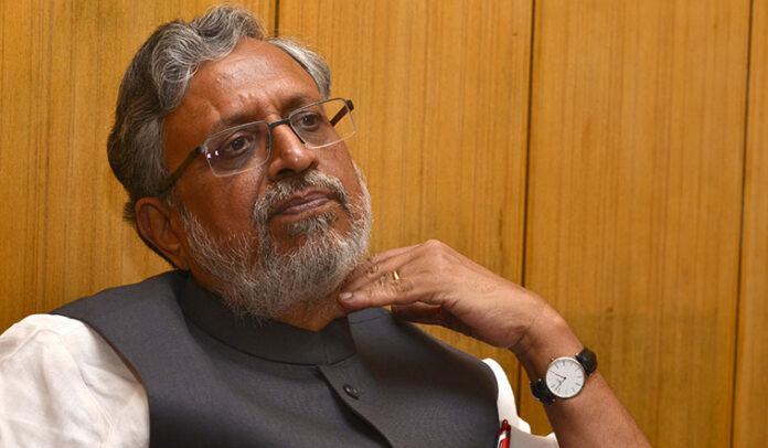 बिहार के डिप्टी सीएम सुशील मोदी नहीं होंगे। यह कोई अटकल या कयास नहीं, बल्कि खुद उन्होंने अपने ट्वीट से साफ कर दिया है।