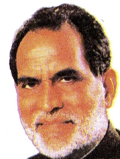 पूर्व प्रधानमंत्री चंद्रशेखर को याद करते हुए। बलिया से उठा, बुलन्दी छू गया। ठेठ, खुद्दार, गंवई अक्स, खादी की सादगी में मुस्कुराता चेहरा। अब नही दिखेगा।